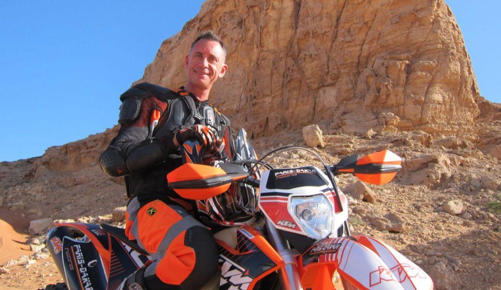 Xavier mongin KTM